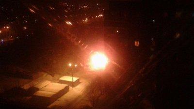 Жестоким артобстрелам со стороны украинской армии подвергаются мирные жители Донбасса