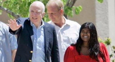 Маккейн переживает за пошатнувшиеся основы нового мирового порядка - мультирасовые и мультикультурные ценности