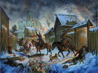 Российские учебники по исторической неполноценности русских