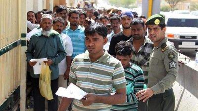 Саудовская Аравия депортирует 5 миллионов гастарбайтеров