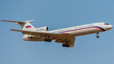 Подрыв ТУ-154 в Сочи: мину заложили в медикаменты!