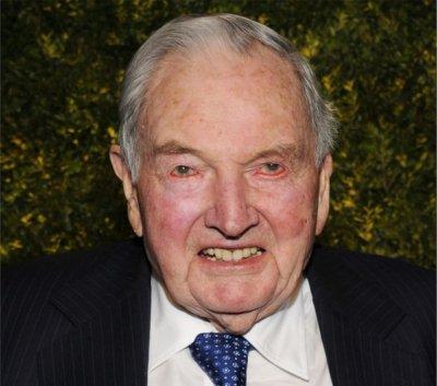 Самый старый миллиардер в мире Дэвид Рокфеллер умер на 102-м году жизни