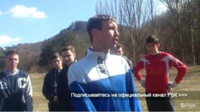 Сельских футболистов в Крыму приравняли к несанкционираванному митингу