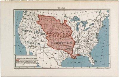 Про Аляску и как французы США Луизиану продали
