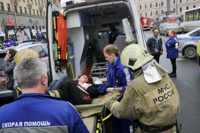 Теракт в Санкт-Петербурге / обновление