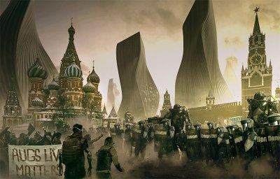 Россия входит в эпоху киберпанка