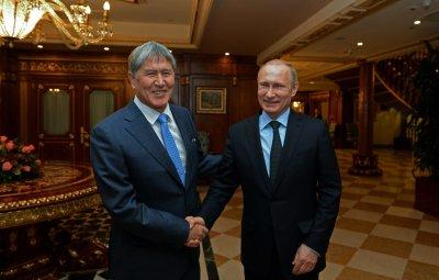 Атамбаев назвал русских ксенофобами и по-евразийски дружески обосновал претензии Кыргызстана на Сибирь