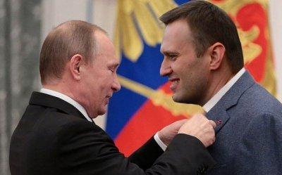 Навальный против Путина: как Великобритания и США делят российский трон