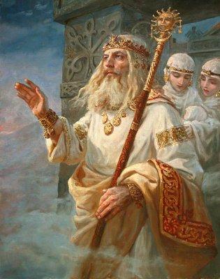 Свидетели былых Эпох. Дмитрий Орлов
