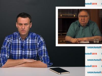 Мнение Рахимера: Навальный VS Кремлядь