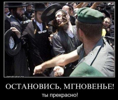 Об отношении к хасидам в Израиле