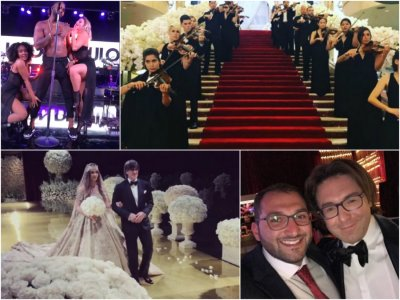 Армян за армяна. Как Лавров армян от азербайджанцев защищает и о армянской свадьбе за российский счёт в Лос-Анжелесе