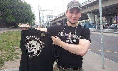 Сбежавший на Украину Железнов «Зухель» признал, что не является Национал-Социалистом