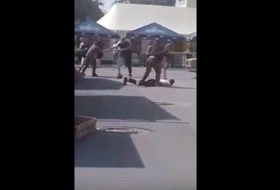 В Нижневартовске избили двух чеченцев, напавших на местных жителей