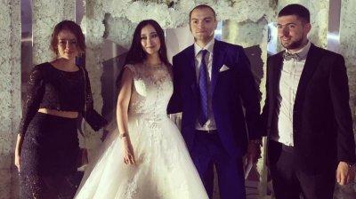 Царская свадьба дочери судьи Хахалевой
