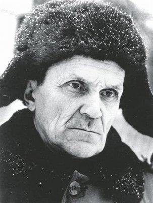 Шаломов - человек которого жизнь так ничему и не научила