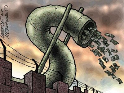 Граждане РФ массовое выводят деньги из российских банков