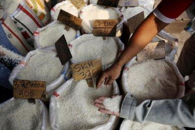 В российские магазины поступил пластиковый рис из Китая