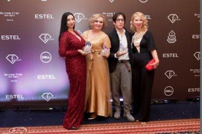 Ольга Романив стала одним из победителей премии Fashion New Year Awards 2018