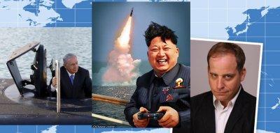 Провал ядерной провокации, и ложная тревога на гавайях.