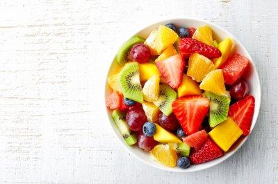 Биоэнергетика цвета в пище