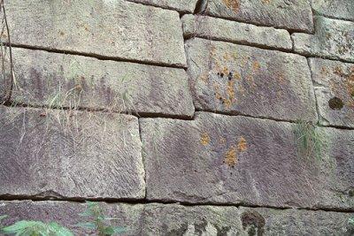 Чусовое: полигональная кладка на Урале