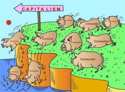 Дебилы - топливо современного капитализма