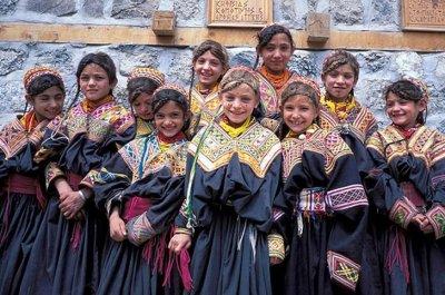 Феномен племени Хунза