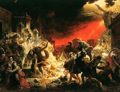 Гибель Помпеи. Кто и почему скрывает истинную дату катастрофы?