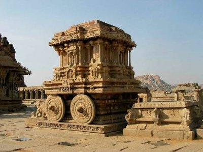Летательные аппараты Древней Индии