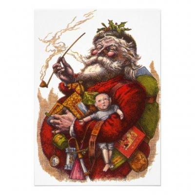 От злого Санта-Клауса к доброму