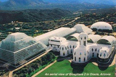 Биосфера-2 - невероятно отрезвляющий эксперимент