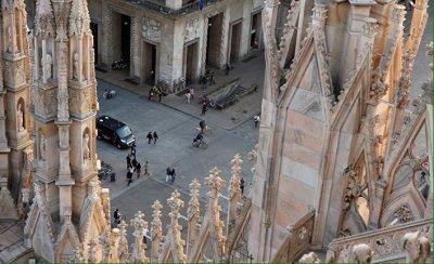 """Скандал в Италии по поводу """"белой расы"""""""