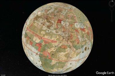 Странная карта мира - Урбано Монте