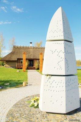 Храм Диевтуров в Латвии