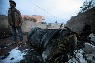 "К гибели ""Грача"" в Сирии"