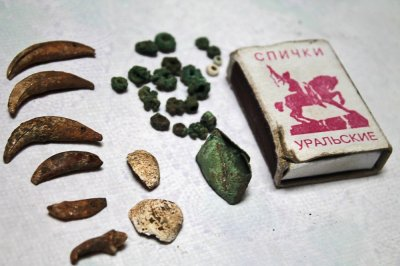 В Зерендинском районе жили арийцы
