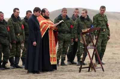 Боеспособность армии РФ - миф