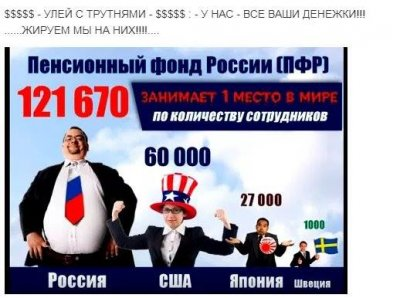 НОВОСТИ СО ДНА СВЕРХДЕРЖАВЫ! -2