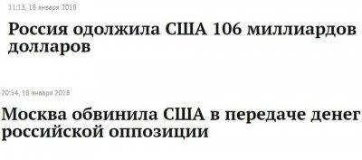 НОВОСТИ СО ДНА СВЕРХДЕРЖАВЫ! -3!