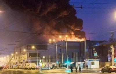 Правда о пожаре в Кемерово от местного жителя