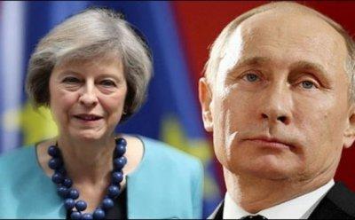 Тереза Мей сделала лучший предвыборный подарок Путину