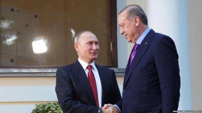 РесФед поможет экономики Турции на десятки миллиардов долларов несмотря на огромную массу своего нищего населения
