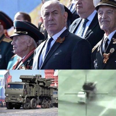 Атака Израиля на Сирию: как Нетаньяху вставил пистон Вове