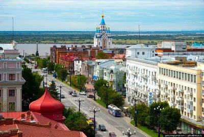 РУССКОМУ ФОРПОСТУ ХАБАРОВСКУ – 160 лет