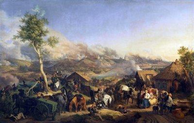 Кто победил в войне 1812 года? Рабы немы!