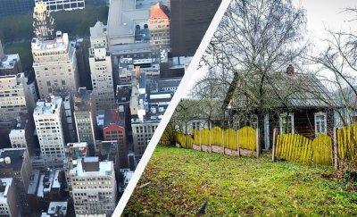 Пагубное влияние городов на человека