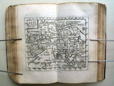 Великая Тартария в энциклопедии королевского географа Дюваля Дабвиля