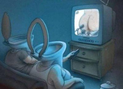 Пропаганда. Телевидение. Управление сознанием