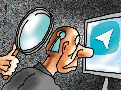 Как ФСБ находит пользователей Telegram